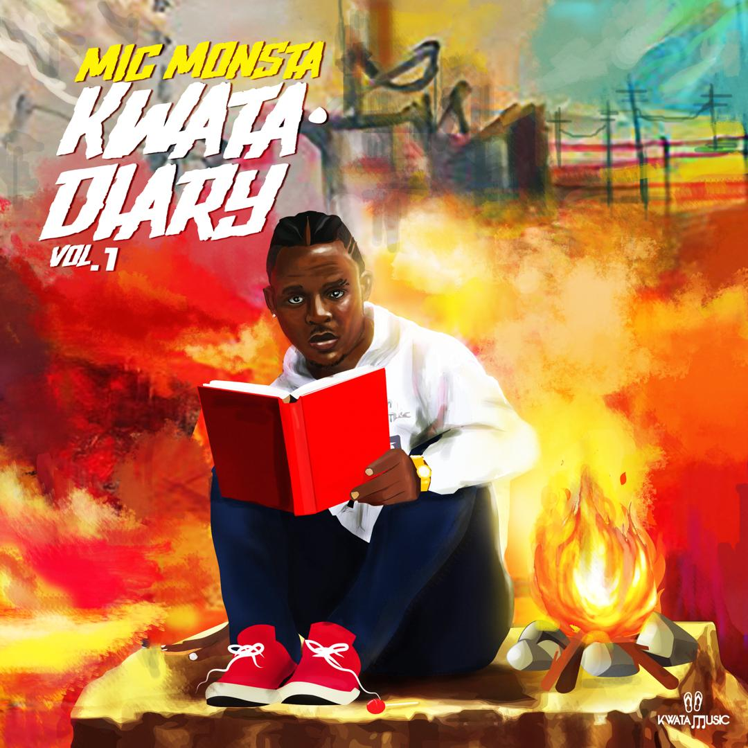 Cover Art of Mic Monsta's Kwata Diary EP